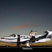 Pilatus PC-12 N675CF Exterior