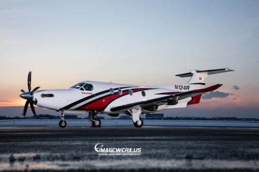 Pilatus PC-12NG N124R