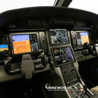Pilatus PC-12NG N124R Panel