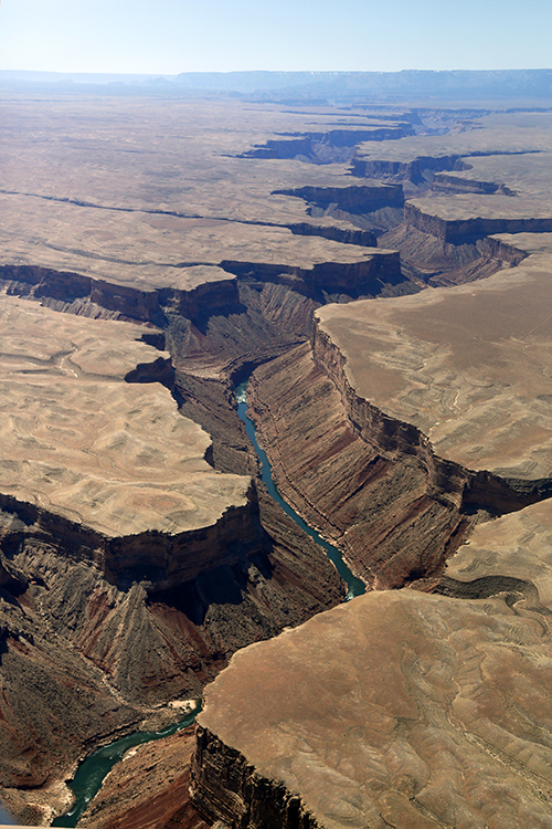 Marble Canyon Arizona Vertical