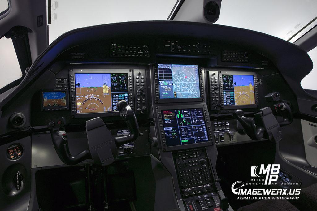 Pilatus PC-12NG Instrument Panel