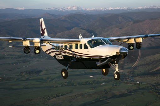 Cessna Caravan Air to Air 0394