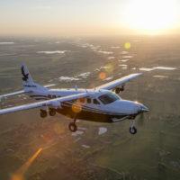 Cessna Caravan Air to Air 0444