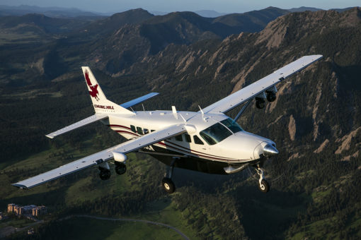 Cessna Caravan Air to Air 0466