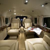 Cessna Grand Caravan Interior