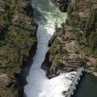 Falls Park Aerial North