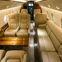 Gulfstream G200 Interior 2286