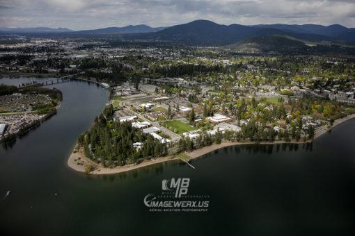 North Idaho Collage Campus