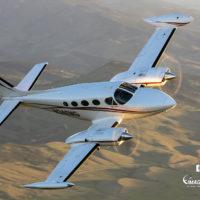 Cessna 340 0272