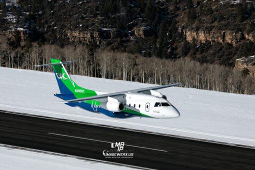 Denver Air Connection Dornier 328 Jet