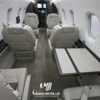 Pilatus PC-12 0861 Cabin