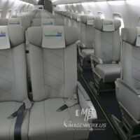 Embraer ERJ145 Interior