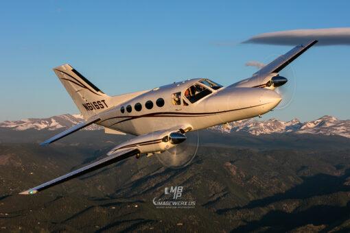 Cessna 414 0140