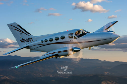 Cessna 414 0153