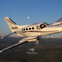 Cessna 414 #0164