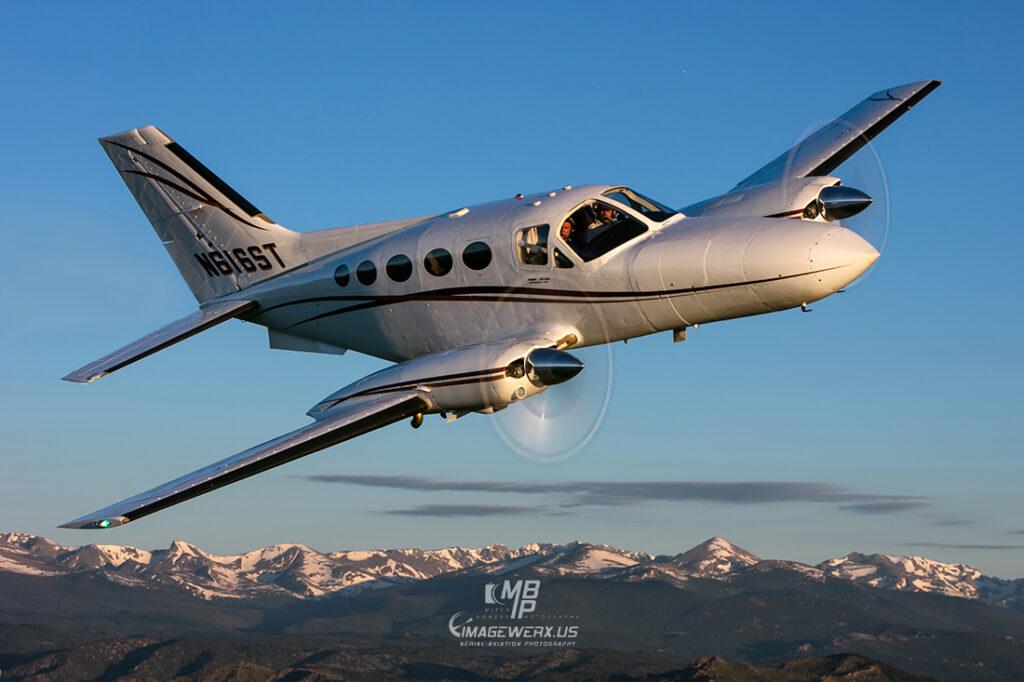 Cessna 414 #0167