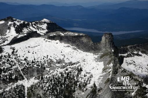 Chimney Rock Priest Lake Idaho
