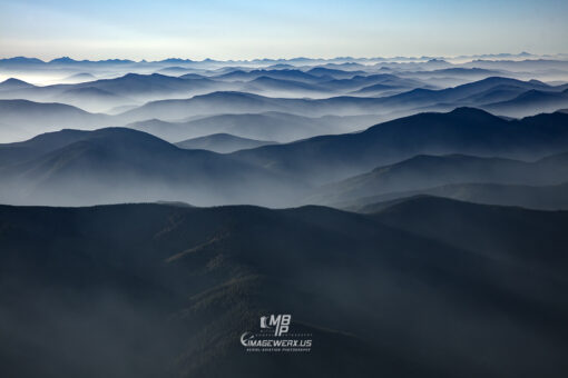 Coeur d' Alene Mountains 0477