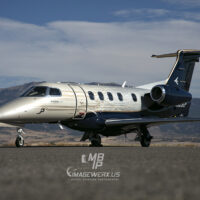 Embraer Phenom 300 Exterior 0739