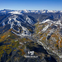 Beaver Creek Fall Aerial
