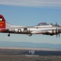 B-17 Aluminum Overcast 155-1